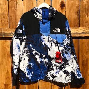 The North Face X Supreme Mountain Marlboro Jacket